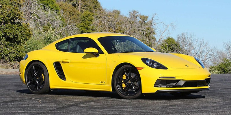 Used Porsche 718 Cayman For Sale in Upper Saddle River, NJ