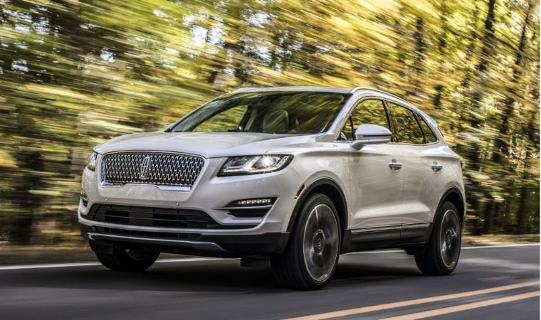 2019 Lincoln MKC Technology Features