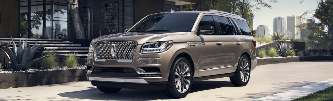 The 2019 Lincoln Navigator available at Jack Demmer Lincoln near Canton, MI
