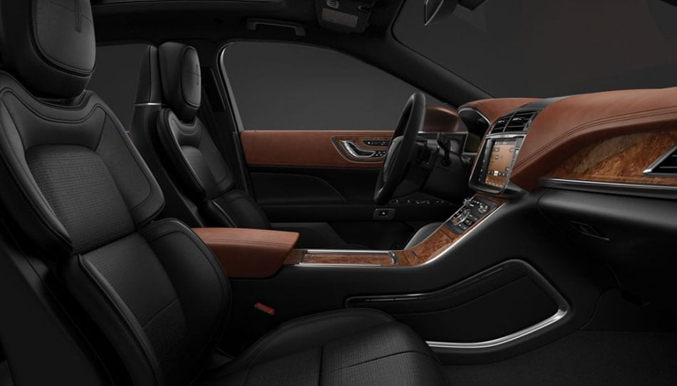 Stay safe inside the 2019 Lincoln Black Label Continental
