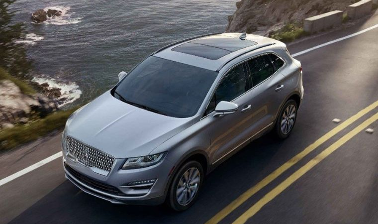 2019 Lincoln MKC Safety Features