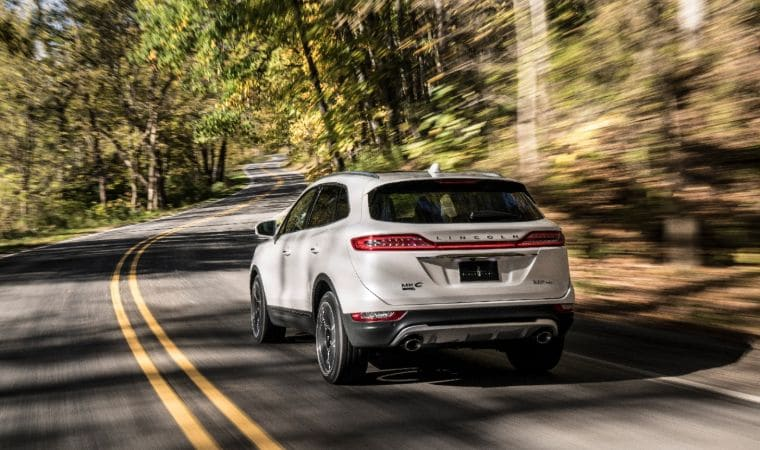Finance a new 2019 Lincoln MKC from Jack Demmer Lincoln near Westland, MI