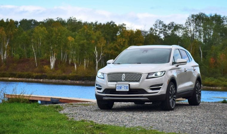 2019 Lincoln MKC Exterior Features