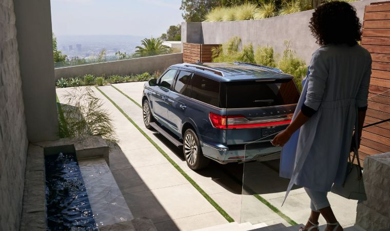 2019 Lincoln Navigator Safety Features