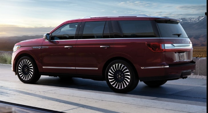 2019 Lincoln Black Label Navigator Performance