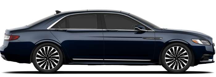 2019 Lincoln Continental - Black Label