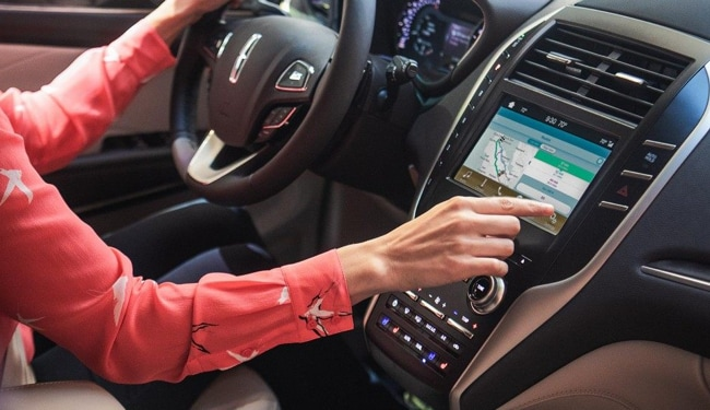 The 2019 Lincoln MKC is loaded with advanced technology features