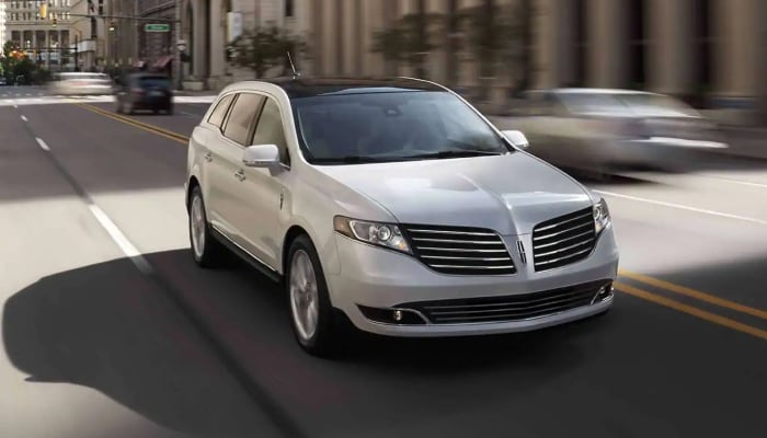 The high performance 2019 Lincoln MKT