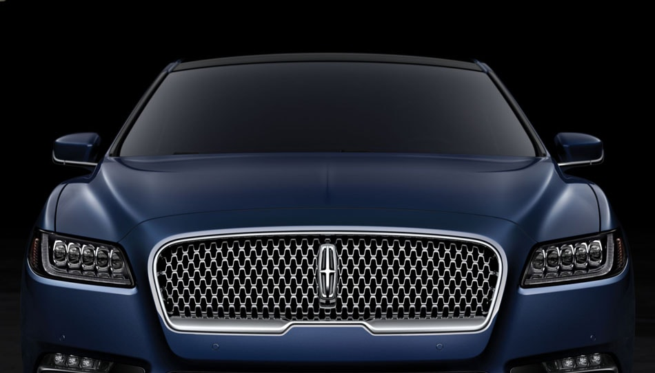 The high-performance 2019 Lincoln Black Label Continental