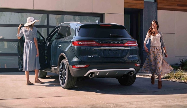 Finance a new 2019 Lincoln MKC from Jack Demmer Lincoln