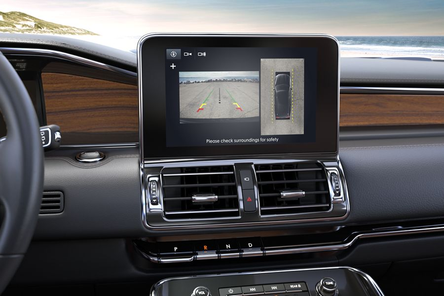 2019 Lincoln Black Label Navigator Technology