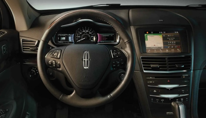 Stay safe inside the 2019 Lincoln MKT