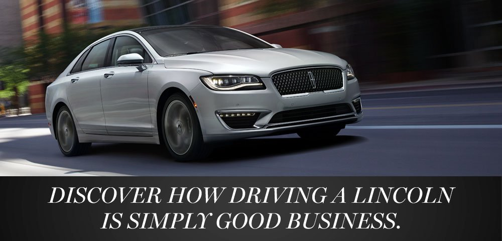 Discover how driving a Lincoln is simply good business at Jack Demmer Lincoln.