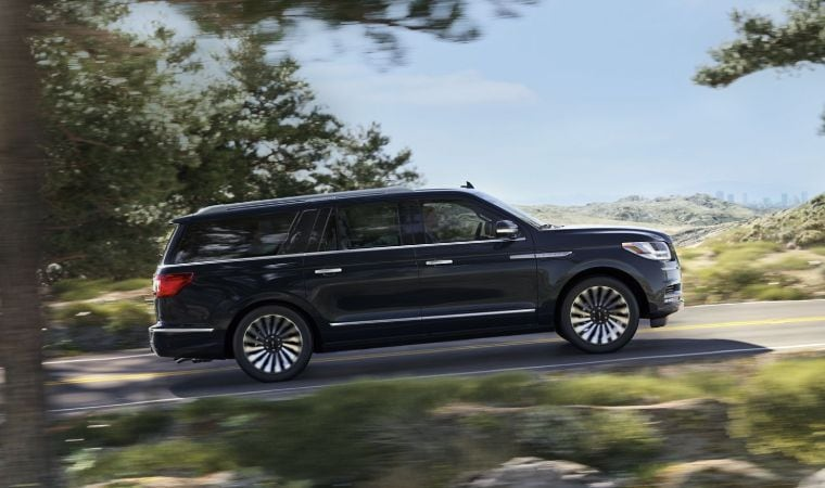 Finance a new 2019 Lincoln Navigator from Jack Demmer Lincoln near Canton, MI