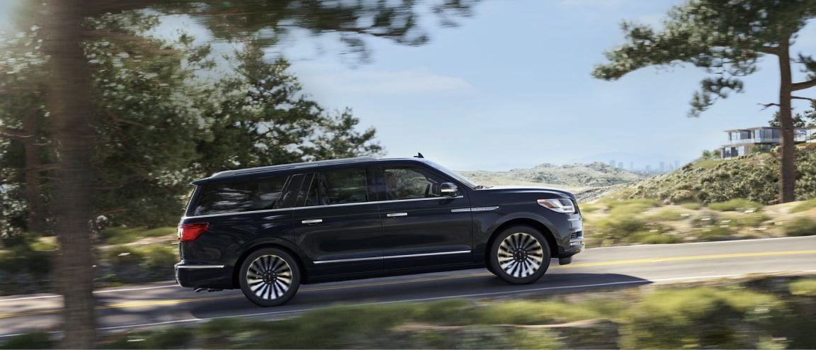 2019 Lincoln Navigator Review For Canton Mi Jack Demmer Lincoln