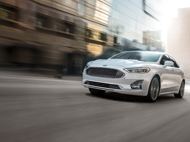 The 2020 Ford Fusion for sale at Jack Demmer Ford in Wayne, MI