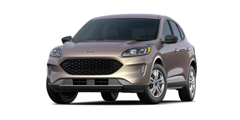 New 2020 Ford Escape SE 4WD