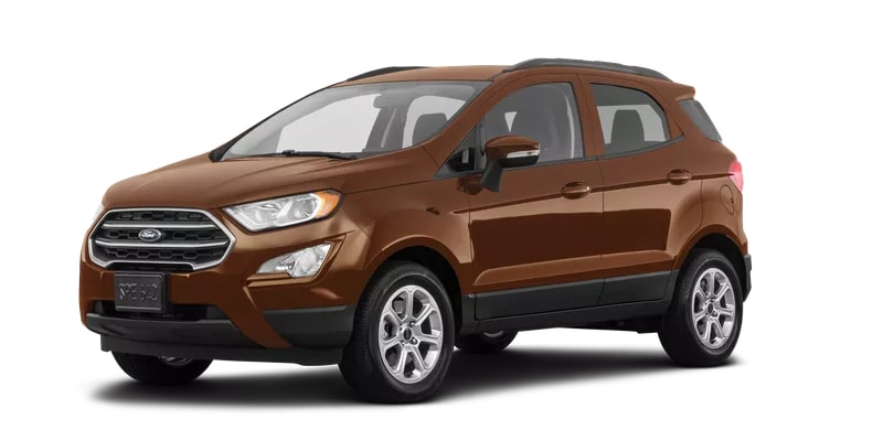 New 2020 Ford EcoSport SE FWD