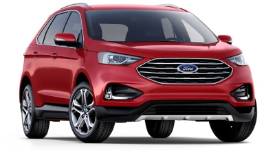2019 Ford Edge Titanium available at Jack Demmer Ford