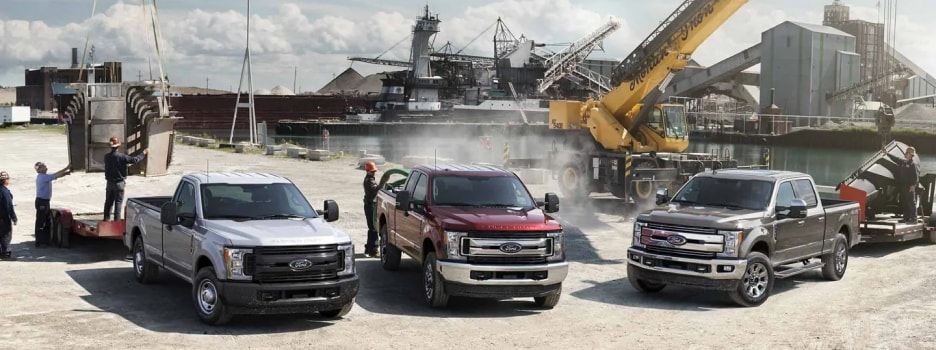 Jack Demmer Ford has all Ford truck models in Wayne, MI