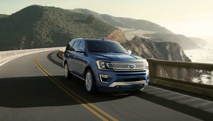 The high performance 2019 Ford Expedition