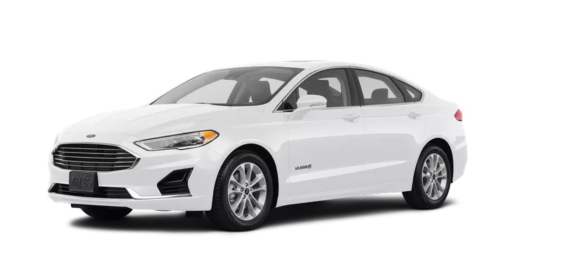 New 2020 Ford Fusion SE