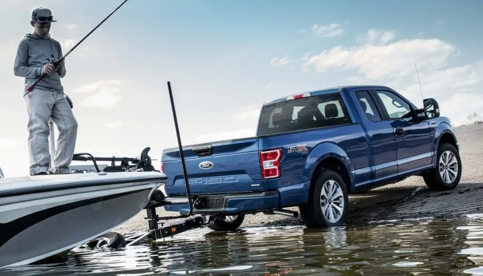 The 2019 Ford F-150 available at Jack Demmer Ford in Wayne, MI