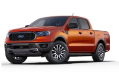 New 2019 Ford Ranger SuperCrew