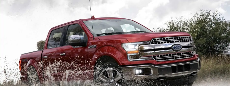 The 2019 Ford F-150 available at Jack Demmer Ford near Ann Arbor, MI