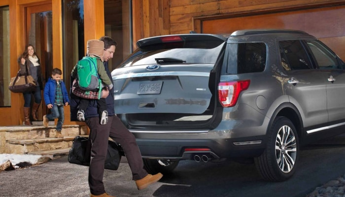 The 2019 Ford Explorer, available at Jack Demmer Ford near Dearborn, MI