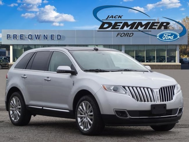 Used 2014 Lincoln Mkx For Sale At Jack Demmer Ford Inc Vin