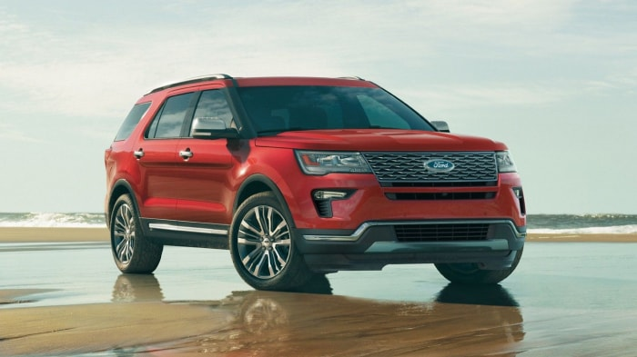 Ford Courtesy vehicles are like new vehicles available at a pre-owned price