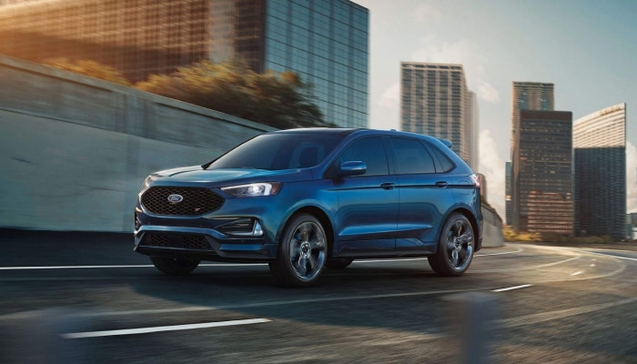 The 2019 Ford Edge has it all from performance to styling