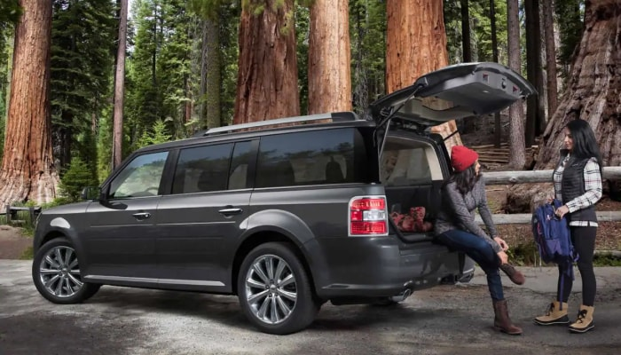 2019 Ford Flex: Design, Trims, Price >> 2019 Ford Flex Review For Dearborn Mi Jack Demmer Ford