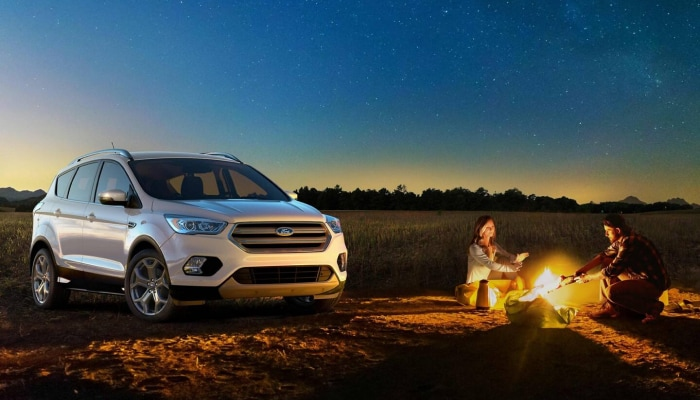 Stay safe inside the 2019 Ford Escape