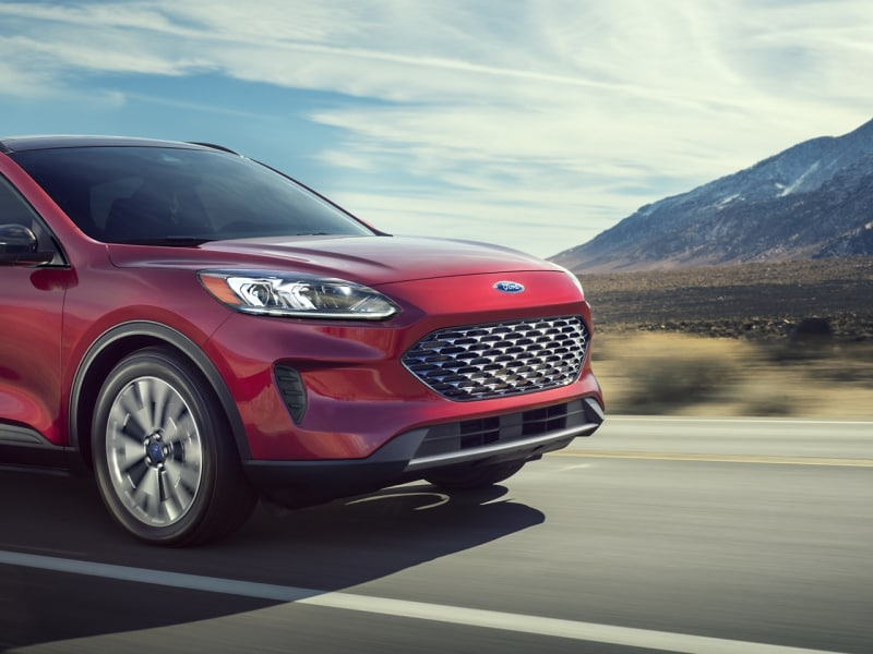 The 2020 Ford Escape available at Jack Demmer Ford in Wayne, MI
