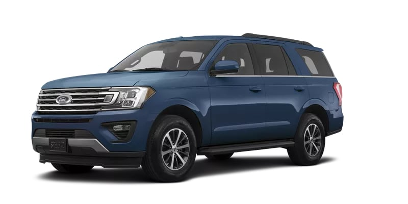 New 2020 Ford Expedition 4x4 XLT
