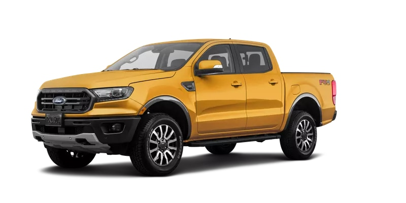 The Ford Ranger available at Jack Demmer Ford in Wayne, MI
