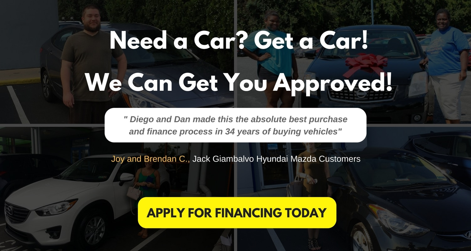 Guaranteed Credit Approval Jack Giambalvo Hyundai