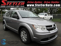 New 2018 Dodge Journey SE Sport Utility 724278 for sale in York, PA