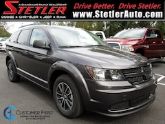 New 2018 Dodge Journey SE Sport Utility 724482 for sale in York, PA