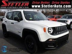 New 2018 Jeep Renegade SPORT 4X4 Sport Utility 724601 for sale in York, PA