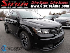 New 2018 Dodge Journey SE Sport Utility 724628 for sale in York, PA
