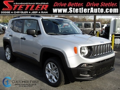 New 2018 Jeep Renegade SPORT 4X4 Sport Utility 724635 for sale in York, PA
