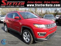 New 2019 Jeep Compass LATITUDE 4X4 Sport Utility 724603 for sale in York, PA