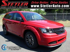New 2018 Dodge Journey SE Sport Utility 723587 for sale in York, PA