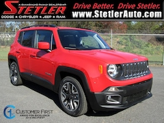 New 2018 Jeep Renegade LATITUDE 4X2 Sport Utility 724494 for sale in York, PA