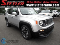 New 2018 Jeep Renegade LATITUDE 4X2 Sport Utility 724103 for sale in York, PA