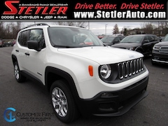 New 2018 Jeep Renegade SPORT 4X4 Sport Utility 724818 for sale in York, PA
