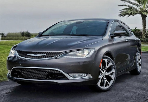 Discover Chrysler 200 Stetler Dodge Chrysler Jeep
